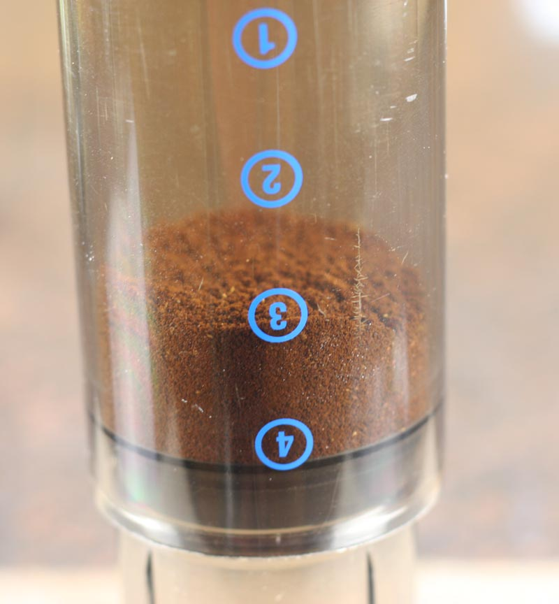 Aeropress bbratena metoda